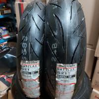 ban battlax S21 120 60 -160 60 R17 new not michellin pirelli Dunlop