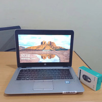 Laptop hp elitebook 820 g3 core i7 gen6 - 8gb - 256gb - full hd- mulus