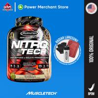 Muscletech Nitrotech 4lbs (Vanilla) Nitro Tech