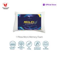Vablo Memory Foam Pillow