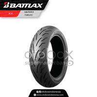 Ban Motor Battlax Tubeless 130/70-13 SC TL ban motor nmax