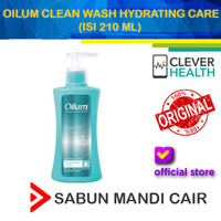 Oilum Clean Wash Hydrating Care 210 ML