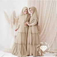 BAJU WANITA DRESS PESTA MUSLIMAH SYARI MIPOSA