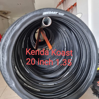 Kenda Koast Ban Luar 20 x 1.35 Ban Luar 20 inch 406 Ban Sepeda Lipat