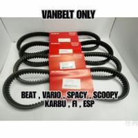 Vanbelt MATIC HONDA beat spacy scoopy vario vbelt v belt v-belt fi - K