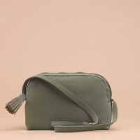 Tas Selempang Wanita Silvertote Zarah N2 Sling Bags Dusty Green