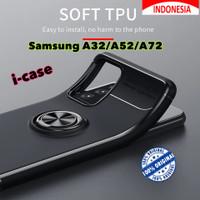 Soft Case A32,A52,A72 iRing AutoFocus Ori Samsung A 32 A 52 A 72