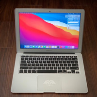 MacBook Air 13 2017 i5 8GB 128GB MQD32