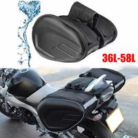 Side Bag Tas Jok Motor Touring 58L Sport CB Verza Vixion Byson Versys