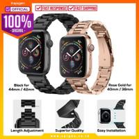 Stainless Steel Strap Apple Watch 44mm / 42mm Spigen Band Modern Fit