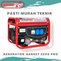 Mesin Generator / Genset 1000 watt 4 Tak Yamamax 2200 Pro