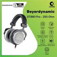 Beyerdynamic DT880 Pro / DT 880 Pro Semi Open Back Headphone