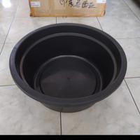 Baskom Besar Diameter 55cm | Ember Plastik | Bak 24 Hitam