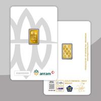 Buyback 1/2/3/5/10/25/50/100 gr gram EMAS ANTAM harga baca deskripsi