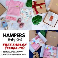 HAMPERS BABY GIRL / HAMPERS NEWBORN / HAMPERS NATAL / KADO BAYI