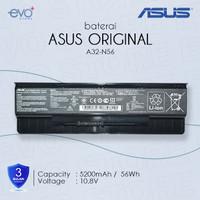 Baterai Original Asus N46 N46V N46VB N46VM N46VJ N46VZ A31-N56 A32-N56