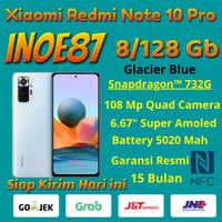 Redmi Note 10 Pro 8/128 Gb Super Amoled Garansi Resmi