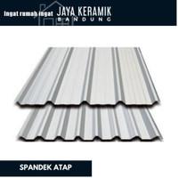 Spandek Atap/Spandek Galvalum/Tebal 0.25-0.30 panjang 3m-4m-5m-6m