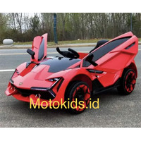 Mobil Aki Anak Ban Karet Lamborghini Terzo Motokids 603 MOB 1020
