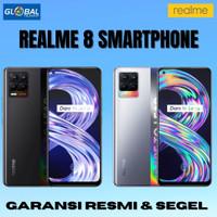 Realme 8 Smartphone (8/128GB) Garansi Resmi