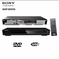 Sony DVPSR370 Dvd Player Usb l DVP-SR370