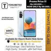 Tokubetsu Xiaomi Redmi Note 6 Pro Anti Gores Hydrogel-Screen Protector - Clear, Front