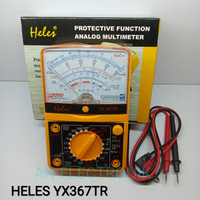 Multitester Multimeter Avometer Analog HELES YX-367TR