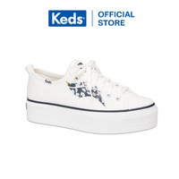 Keds Sepatu Wanita TRIPLE UP CANVAS + WAVE WF64018