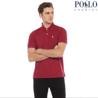 Polo Shirt Pria - Polo Shirt Poly-Cotton CLEARANCE / WARNA ACAK 2300