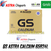 Aki Mobil Datsun Go GS ASTRA CALCIUM NS60L / 65B24L 12V / 55Ah
