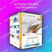 Autodesk CFD 2020 PC Windows Full DVD Software
