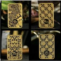 Emas Logam Mulia Antam 10 Gram edisi batik