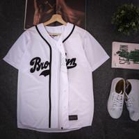 Jersey baseball baju baseball cowok/cewek