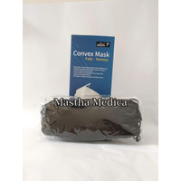 Masker Earloop Cantol Telinga Convex 4ply Resources 20pcs