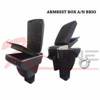 console box armrest hitam Brio 2018-2021