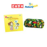 [Paket Bundling] Toyu Kotak Pensil + NabungKids Buku