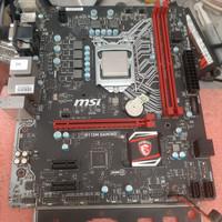 Msi H110M Gaming G4400