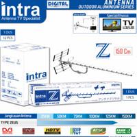 Antena TV Outdoor Digital Intra INT ZEUS For LCD LED TV Antenna Luar