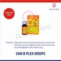 SAN B PLEX Suplemen nutrisi bayi & anak 15ml