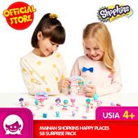 Mainan SHOPKINS HAPPY PLACES S8 Surprise Pack