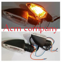 Lampu sen Riting Model standar Yamaha Vixion New/Sein Assy Vixion Baru
