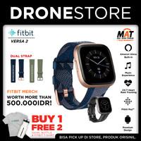 Fitbit Versa 2 Smartwatch Special Edition Garansi Resmi 1 Tahun