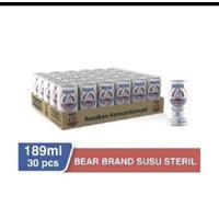 Bear brand susu beruang 189ml kartonan / gojek only !!!