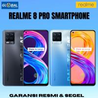 Realme 8 Pro Smartphone (8/128GB) Garansi Resmi