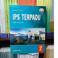 Buku SMP IPS Terpadu Kelas 8 Yudhistira