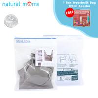 Nursing Bra Natural Moms - Bra New Item - FREE KANTONG ASI