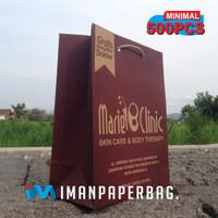 Paper Bag Skincare/Tas Kertas Jilbab/Kemasan souvenir