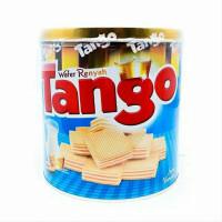 Tango Wafer Susu Vanilla Kaleng 350 gram
