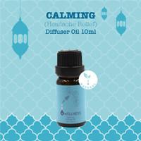 Calming (Headache Relief) Diffuser Oil-Owellness Essential Oil