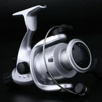 Sougayilang Spinning Fishing Reel Ultralight Smooth Powerful 5.1:1 2+1